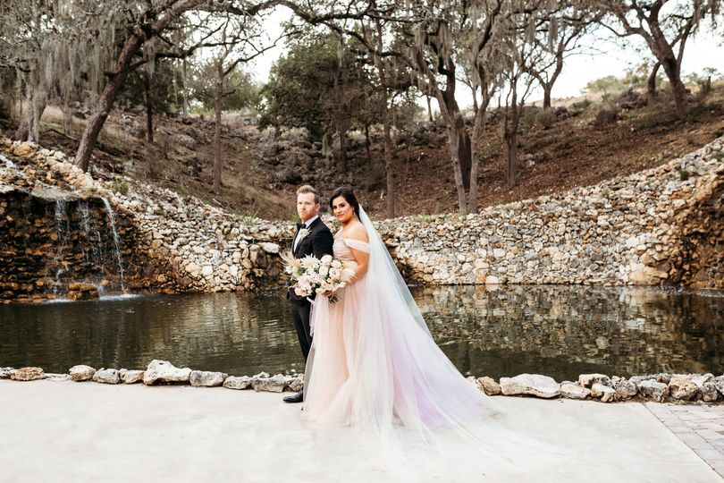 Glam NYE Wedding