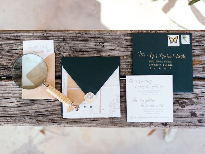Tmx 1515607923 2b7c19edf3e34479 1515607919 5947f661166c6497 1515607918289 2 C D 4 Tampa wedding invitation