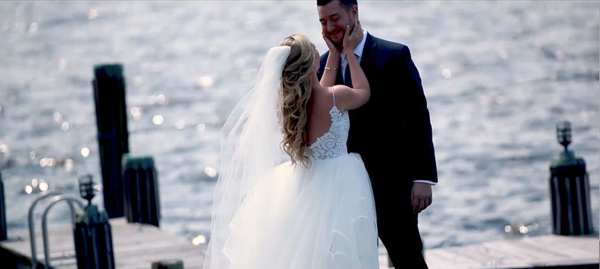 First Look - Michael and Lindsay
