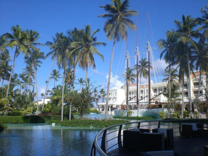 Iberostar Resorts offer upscale destination weddings.