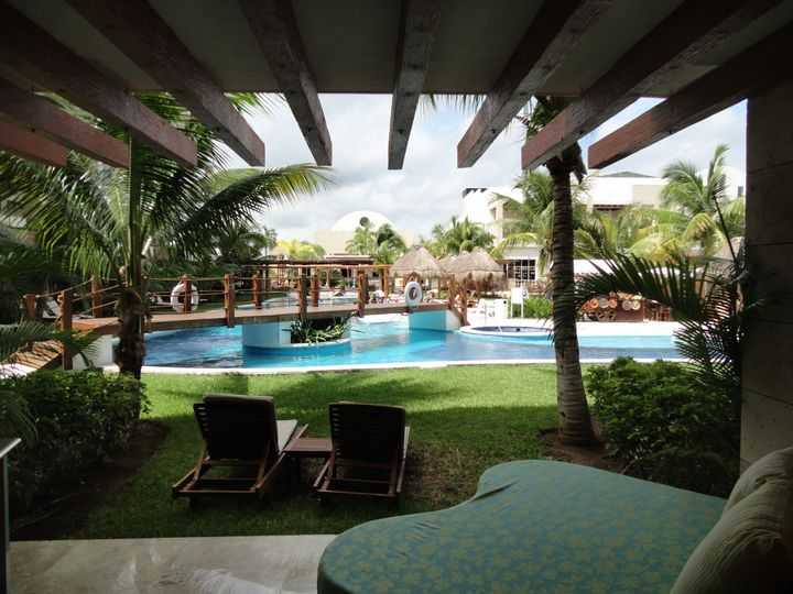 Excellence Resorts have junior suites that make your Honeymoon special.