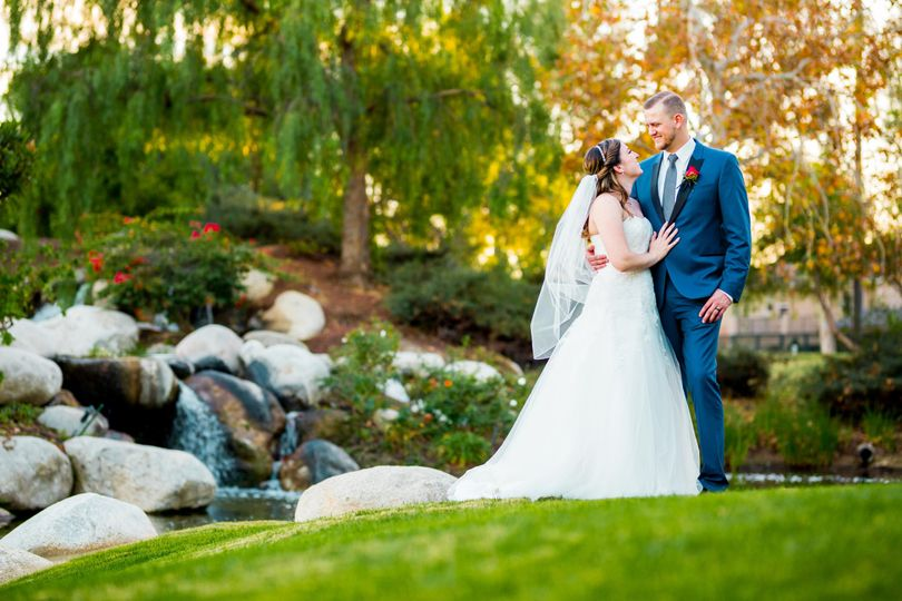 Coyote Hills Wedding