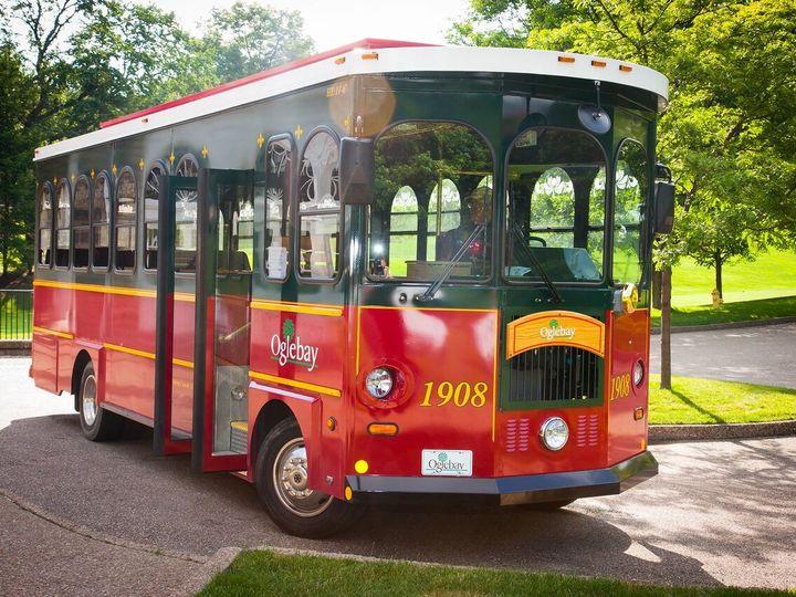 Tmx 1466628235865 Trolley3 Wheeling, WV wedding venue