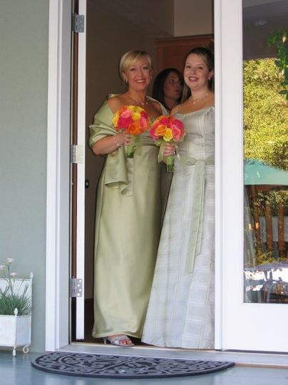 Bridesmaids can be happy in the dress you pick!