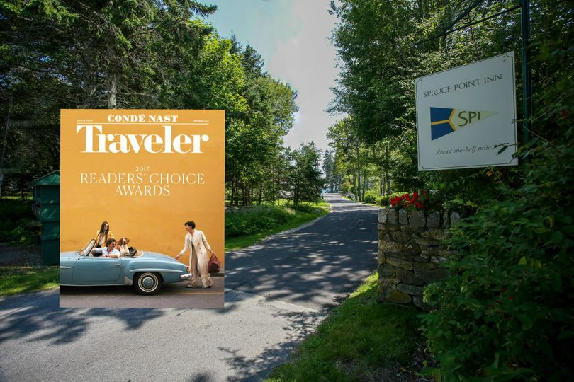 A Conde Nast top 20 Northeast Resorts, 2017