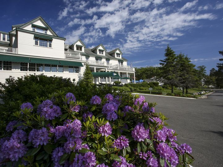 Tmx 1426944420554 Maininnflowers2014ps6g3a8898 Boothbay Harbor, ME wedding venue