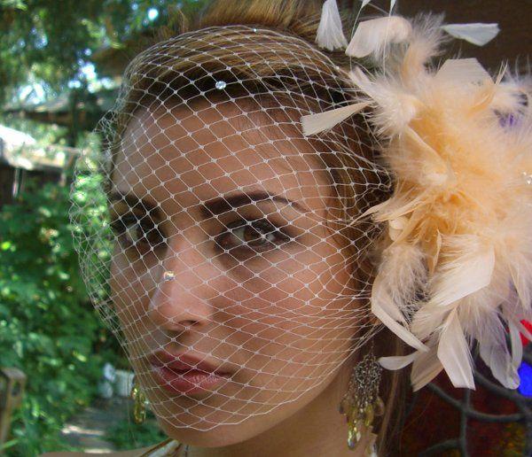 Tmx 1280425512868 Peachorveil3 Santa Rosa wedding dress