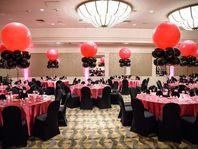 Balloon Centerpeices