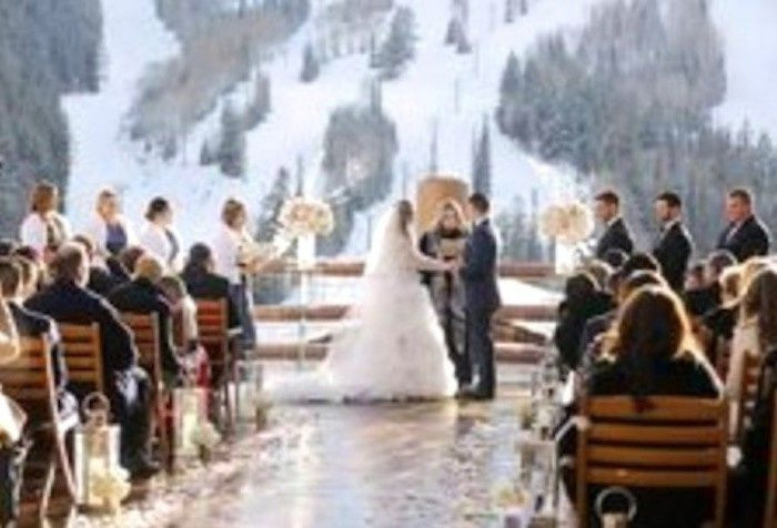 Marriages on a mountain top