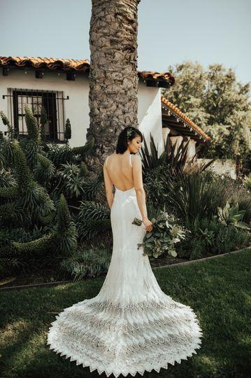 Casino San Clemente Wedding