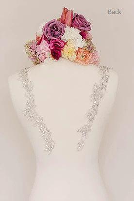 Tmx 1512669398781 Strap A104 Back Marshfield wedding dress