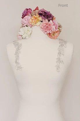 Tmx 1512669411470 Strap A104 Front Marshfield wedding dress