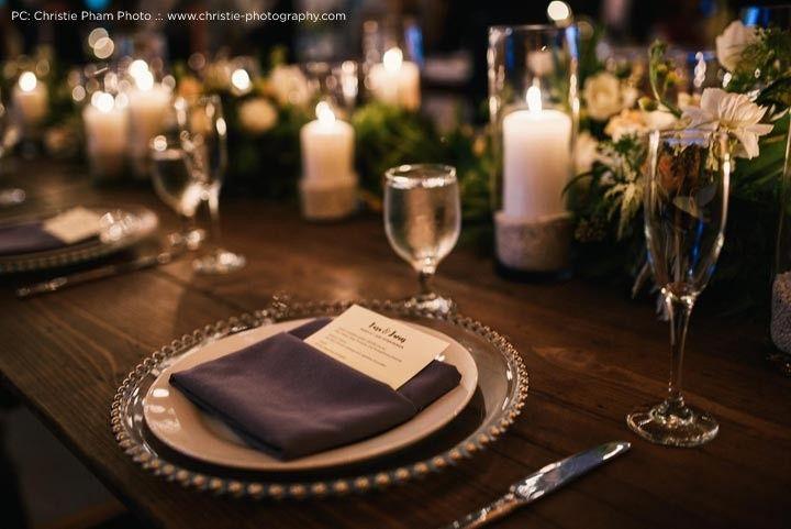 thekimunion menu hawaii wedding letterpress invita