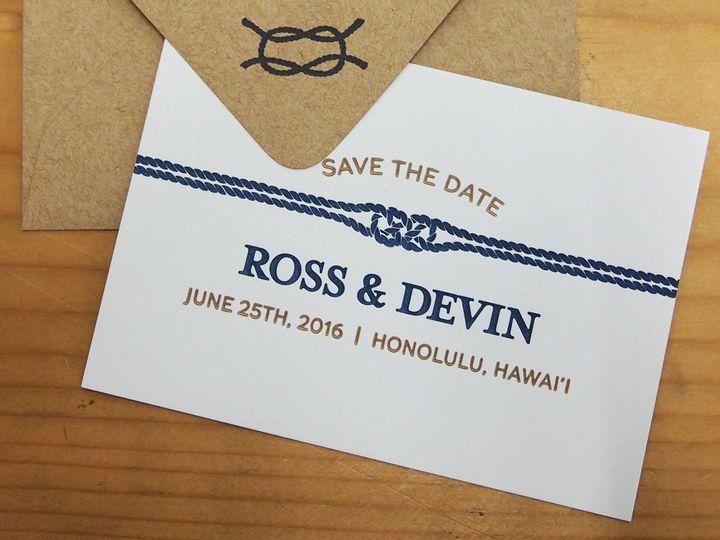Tmx 1459377462990 Ross Honolulu wedding invitation
