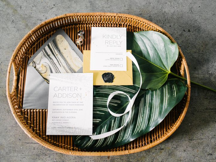 Tmx 1496191923090 Dsc8688 Honolulu wedding invitation