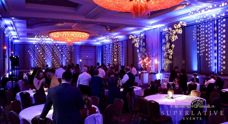 superlative events - lighting  decor  entertainment and planning