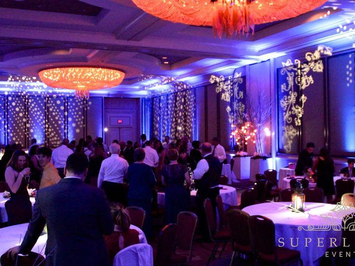 Tmx 1393398669049 Elegant Wedding Lighting First Dance Reston Hyatt  Purcellville, VA wedding eventproduction