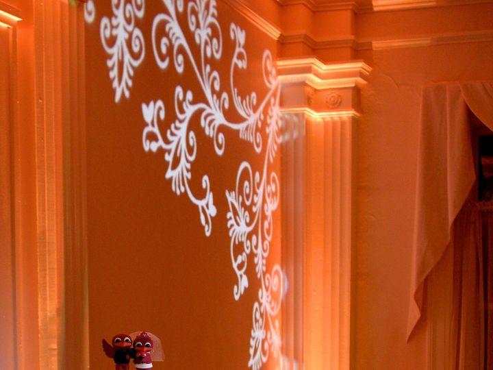 Tmx 1393398694692 Virginia Tech Wedding Lighting Whitehall Mano Purcellville, VA wedding eventproduction