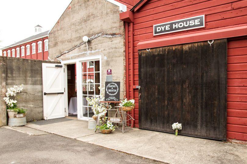 Dye house