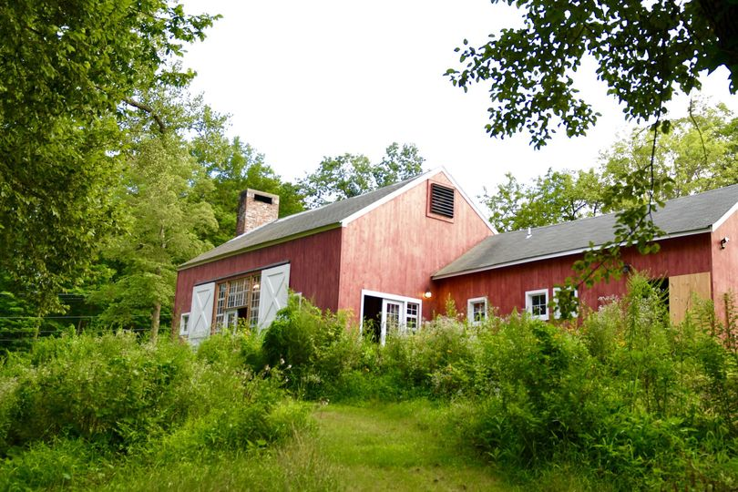 Exterior view of the Barn at Audubon Greenwich