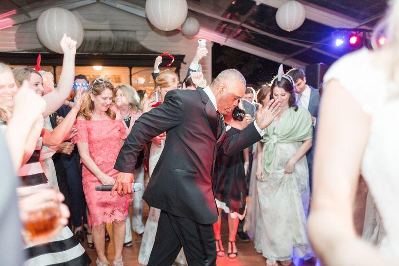 Wedding celebraton