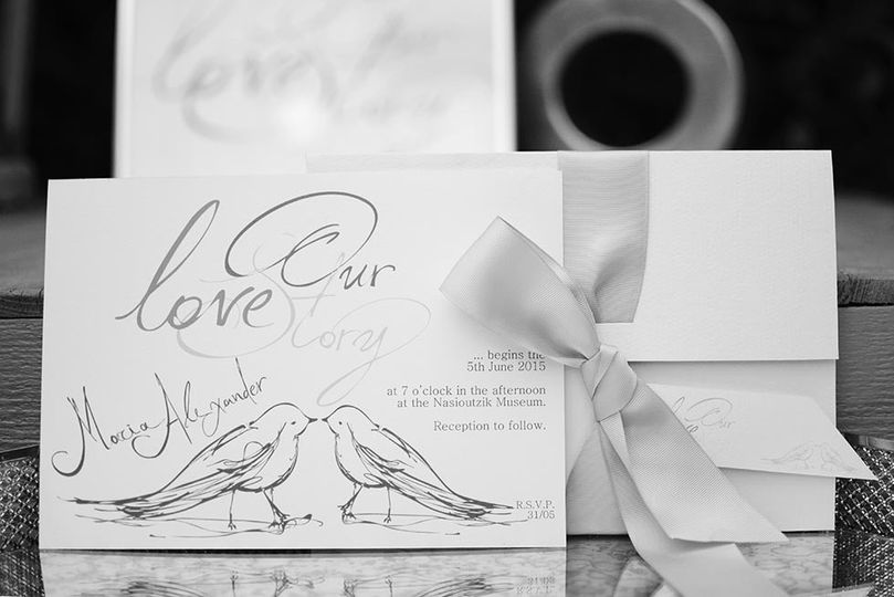 chirography romantic wedding 02161