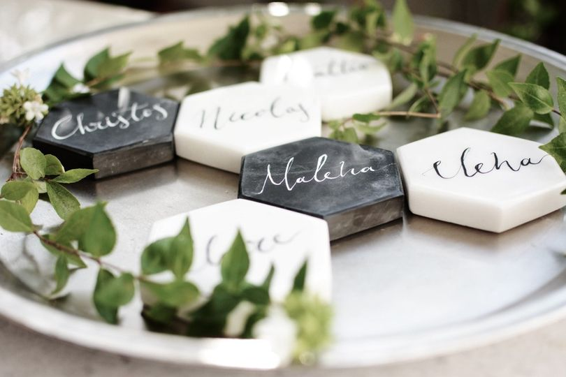 chirography for your wedding escort cards calligraphyr 0917 51 753038 1571409254