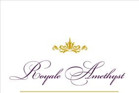 Royale Amethyst Invitations and Designs