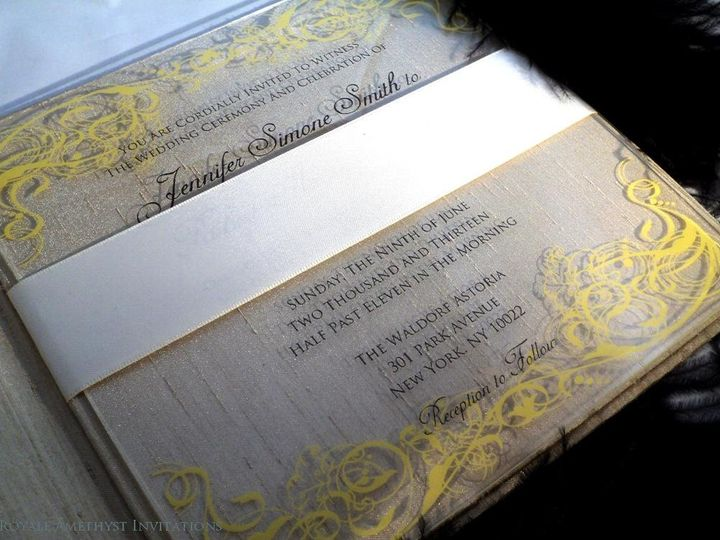 Tmx 1344986038325 Acr9 Bronx wedding invitation