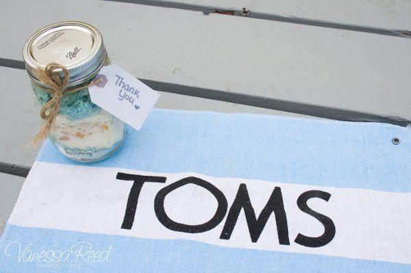 TOMS Inspiration Shoot : Favor