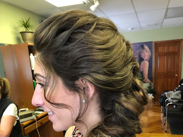 Tmx 1528980603 721cfc060ee9e157 1528980601 544d0ae0cf1af1b3 1528980601153 1 Lindseyhair Lyndhurst, NJ wedding beauty