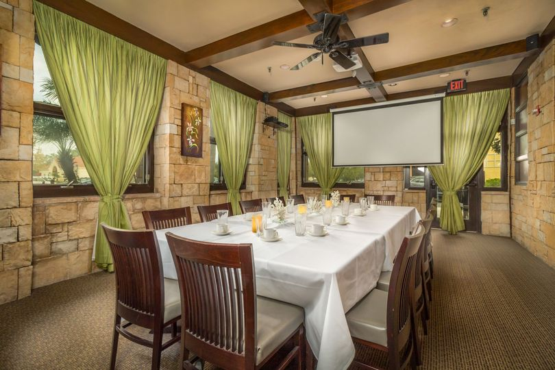 Private Dining Room -The Boardroom