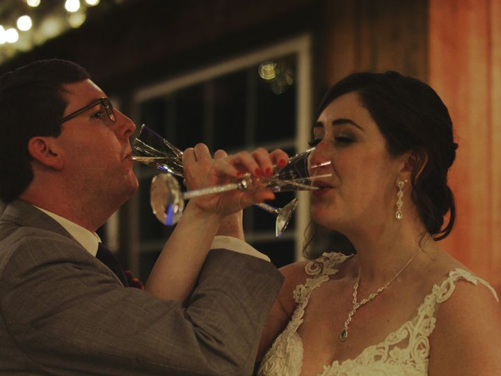 Tmx 1508671424177 Couple Sipping Champagne High Point, NC wedding videography