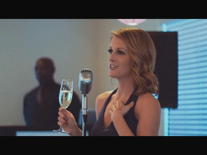 Tmx 1509191097153 Maid Of Honor Speech High Point, NC wedding videography