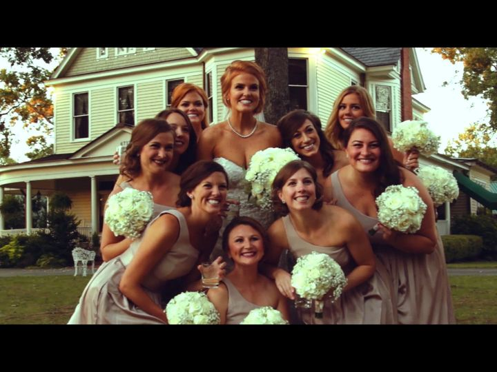 Tmx 1509191892955 Bridal Party 2jessica  John High Point, NC wedding videography