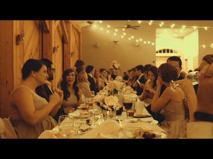Tmx 1509191908989 Bridal Party Dinner Tablejessica  John High Point, NC wedding videography