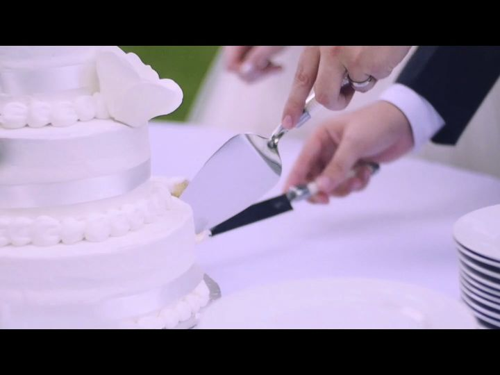Tmx 1509192089437 Cake Cutting 1paige  Weston High Point, NC wedding videography