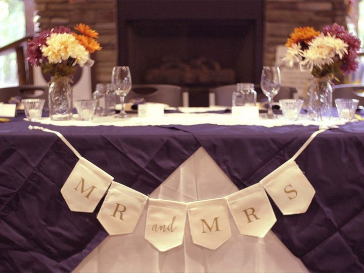 Tmx 1509194334873 Bride  Groom Table High Point, NC wedding videography