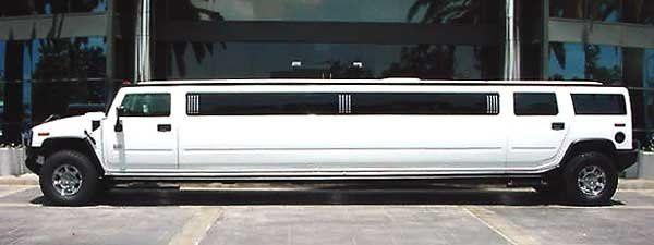 22 Passenger Krystal Hummer H2 Ultra Stretch Limousine