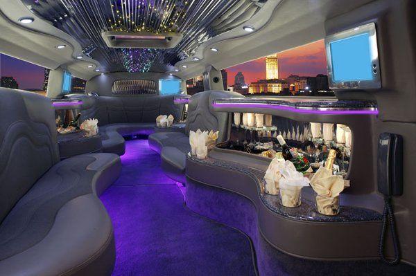 Krystal Hummer interior