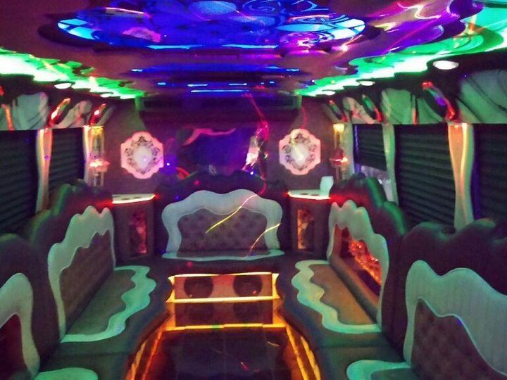 Tmx 1485298422082 26 Atlantis Interior Rear W Ceiling Saint Louis, MO wedding transportation