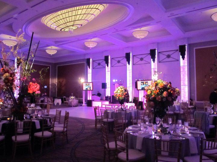 Tmx 1396374064688 Wells Set Up Ballroom Fixe King Of Prussia, PA wedding venue