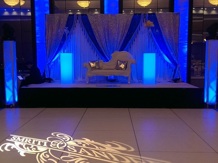 Tmx 1434594790664 Indrecblue King Of Prussia, PA wedding venue