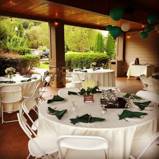 North Ga Wedding Rentals