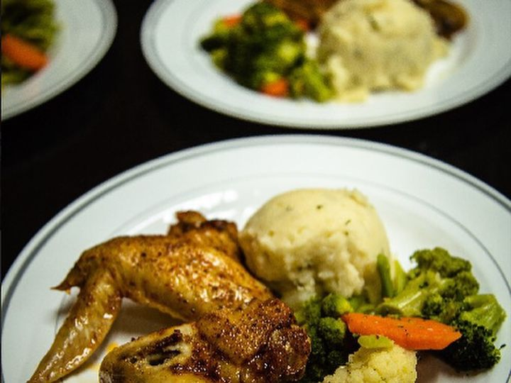Tmx Baked Chicken 51 988038 Baytown, Texas wedding catering