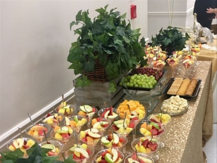 Tmx Fruit 51 988038 Baytown, Texas wedding catering