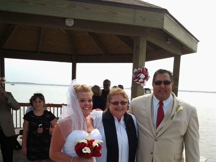 Tmx 1454625254717 20140809155855 Ocean City, Delaware wedding officiant