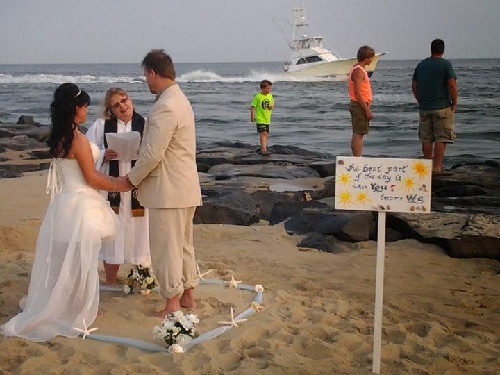 Tmx 1454625277816 20140809183208 Ocean City, Delaware wedding officiant