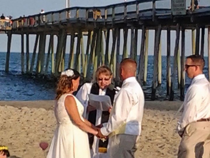 Tmx 1454625419753 20140810185258 Ocean City, Delaware wedding officiant