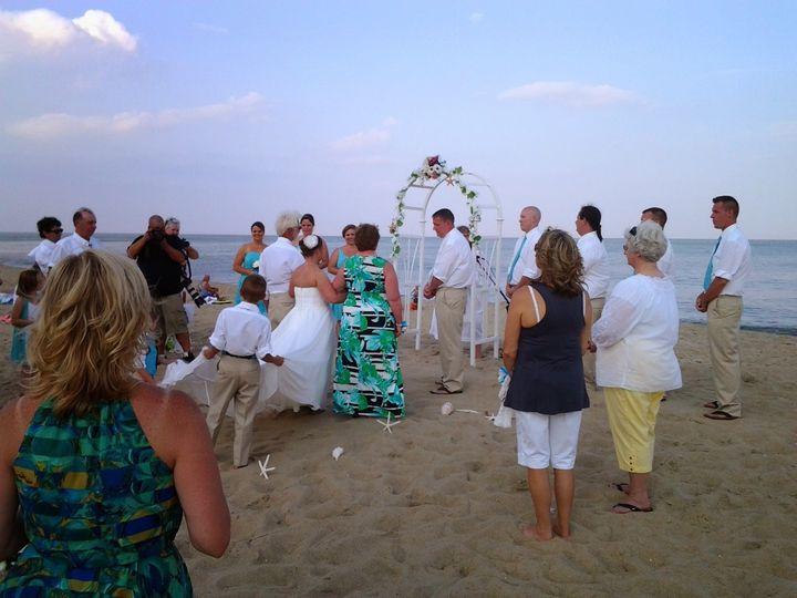 Tmx 1454625505780 20140817181536 Ocean City, Delaware wedding officiant